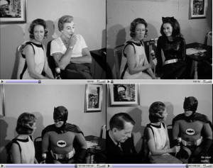 Jean Boone - Interview with the cast of 1966 Batman Movie